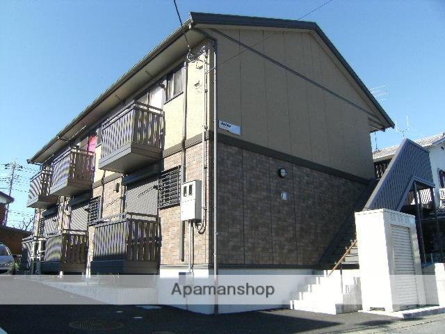 埼玉県北足立郡伊奈町、伊奈中央駅徒歩24分の築9年 2階建の賃貸アパート