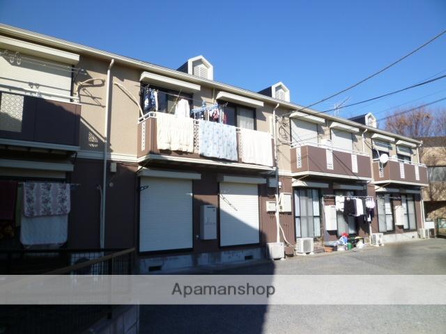 埼玉県上尾市、上尾駅徒歩23分の築23年 2階建の賃貸アパート