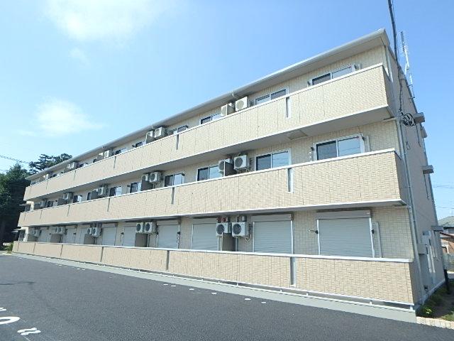 埼玉県北本市、桶川駅徒歩66分の築2年 2階建の賃貸アパート