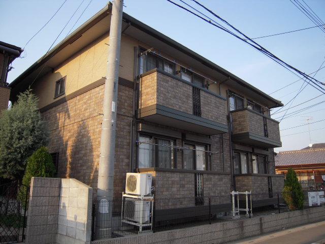 埼玉県北足立郡伊奈町、伊奈中央駅徒歩30分の築12年 2階建の賃貸アパート