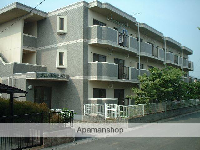 埼玉県北足立郡伊奈町、志久駅徒歩15分の築20年 3階建の賃貸マンション