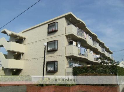 埼玉県上尾市、北上尾駅徒歩14分の築23年 3階建の賃貸マンション