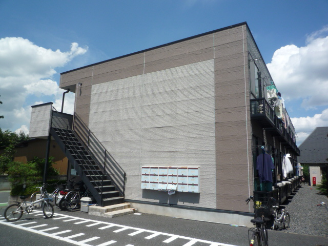 埼玉県上尾市、上尾駅徒歩27分の築16年 2階建の賃貸アパート