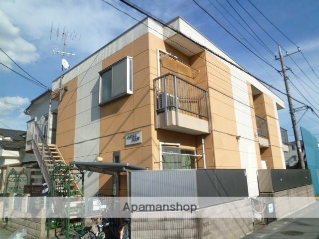 埼玉県上尾市、上尾駅徒歩28分の築13年 2階建の賃貸マンション