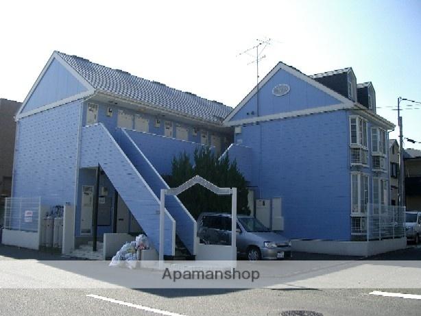 埼玉県上尾市、上尾駅徒歩14分の築29年 2階建の賃貸アパート