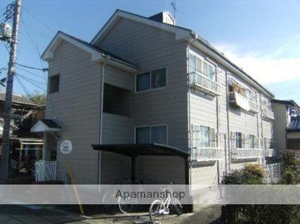 埼玉県上尾市、原市駅徒歩8分の築28年 2階建の賃貸アパート