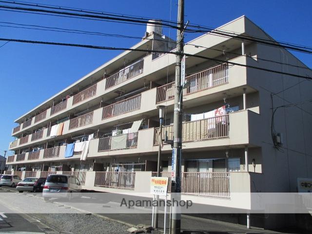 埼玉県さいたま市中央区、南与野駅徒歩15分の築39年 4階建の賃貸マンション