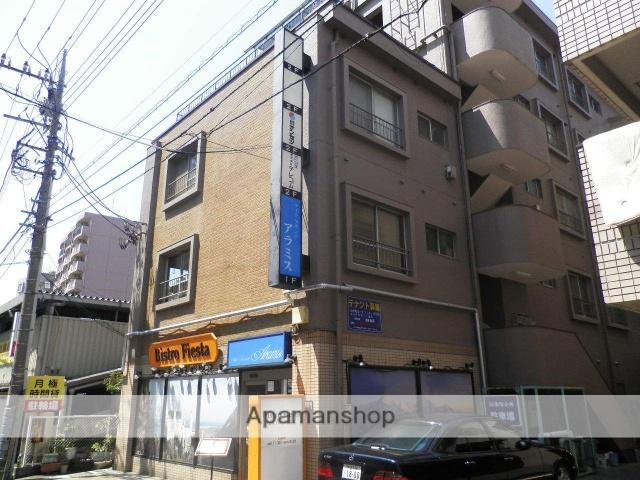埼玉県さいたま市浦和区、北浦和駅徒歩1分の築44年 5階建の賃貸マンション