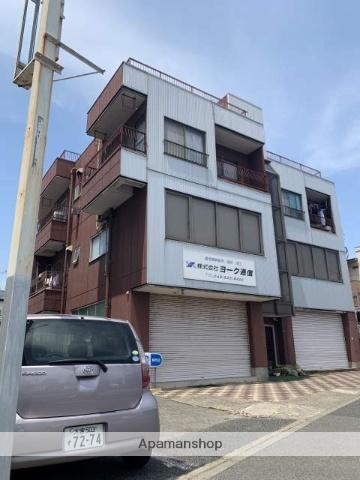 埼玉県さいたま市中央区、南与野駅徒歩16分の築36年 3階建の賃貸マンション
