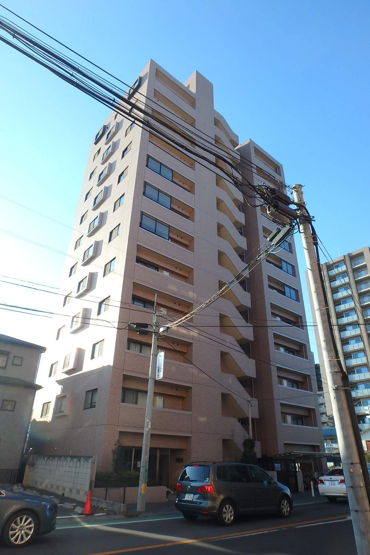 埼玉県さいたま市浦和区、南与野駅徒歩23分の築18年 12階建の賃貸マンション