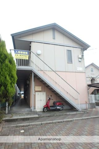 埼玉県さいたま市桜区、西浦和駅徒歩20分の築12年 2階建の賃貸アパート
