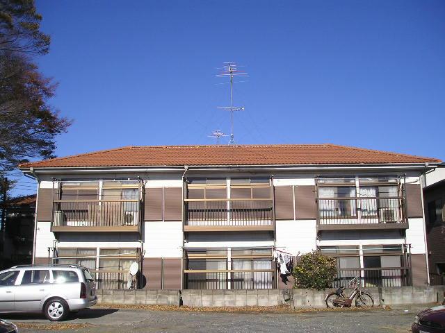 埼玉県さいたま市浦和区、与野駅徒歩30分の築29年 2階建の賃貸アパート