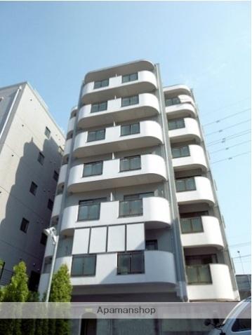 埼玉県さいたま市中央区、与野本町駅徒歩16分の築27年 7階建の賃貸マンション
