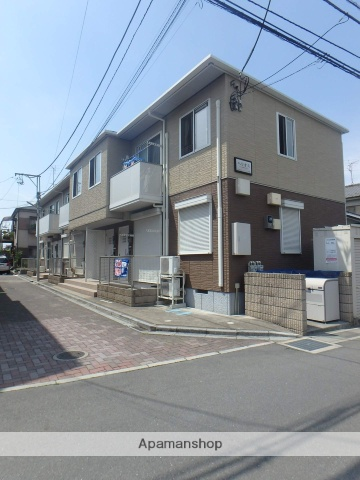 埼玉県さいたま市桜区、南与野駅徒歩25分の築7年 2階建の賃貸アパート