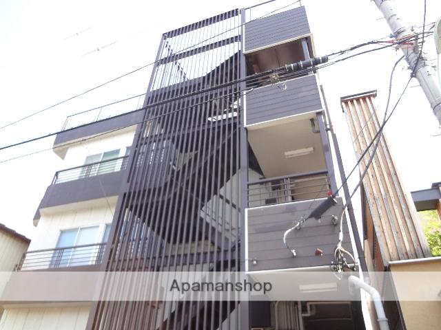 埼玉県さいたま市浦和区、浦和駅徒歩22分の築41年 3階建の賃貸マンション