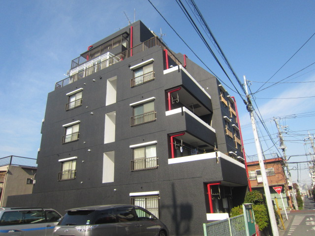 埼玉県さいたま市中央区、与野本町駅徒歩11分の築31年 6階建の賃貸マンション