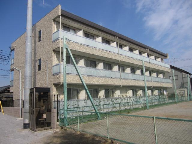 埼玉県さいたま市桜区、西浦和駅徒歩23分の築7年 3階建の賃貸マンション