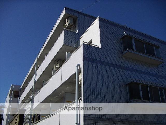埼玉県さいたま市中央区、与野本町駅徒歩9分の築26年 4階建の賃貸マンション