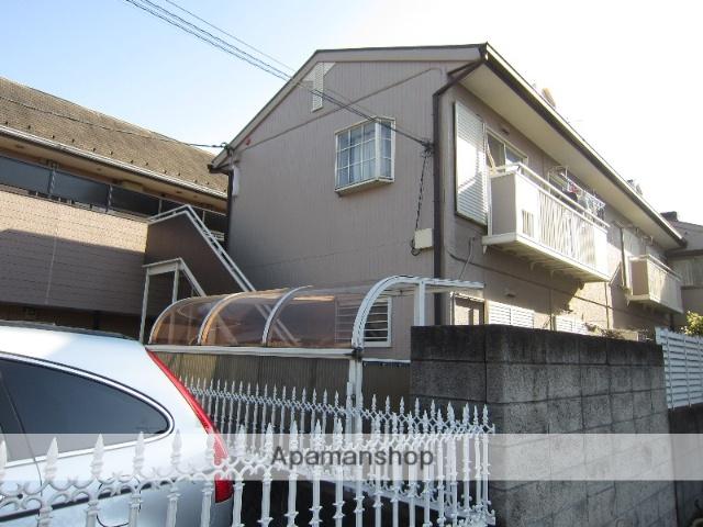 埼玉県さいたま市桜区、南与野駅徒歩20分の築27年 2階建の賃貸アパート