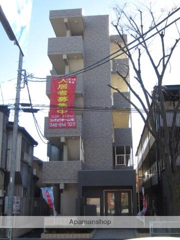 埼玉県さいたま市桜区、南与野駅徒歩15分の築4年 5階建の賃貸マンション