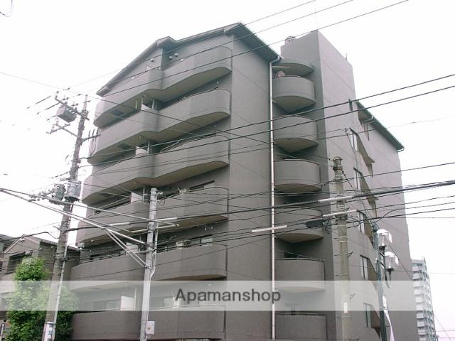埼玉県さいたま市浦和区、北与野駅徒歩18分の築22年 7階建の賃貸マンション