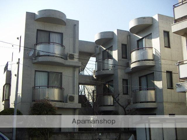 埼玉県さいたま市浦和区、さいたま新都心駅徒歩24分の築15年 3階建の賃貸マンション