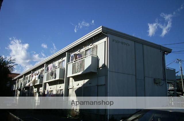 埼玉県さいたま市中央区、与野本町駅徒歩4分の築29年 2階建の賃貸アパート