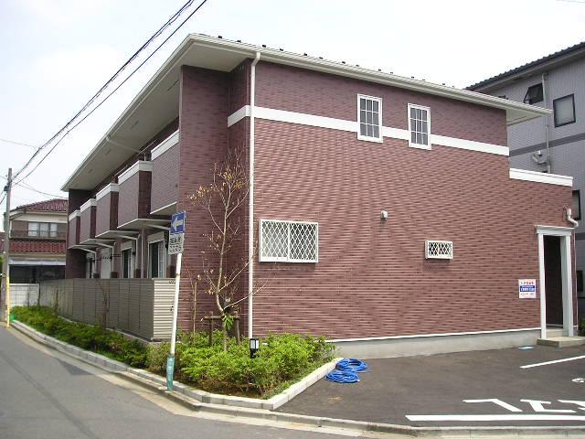 埼玉県さいたま市浦和区、与野駅徒歩27分の築14年 2階建の賃貸アパート