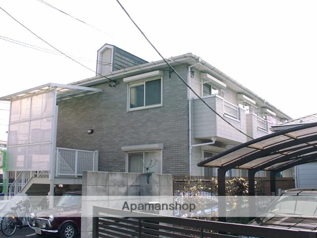 埼玉県さいたま市浦和区、北与野駅徒歩20分の築24年 2階建の賃貸アパート