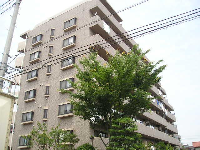 埼玉県さいたま市浦和区、北浦和駅徒歩19分の築25年 8階建の賃貸マンション