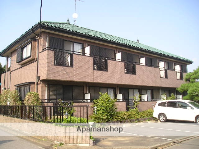 埼玉県さいたま市桜区、南与野駅バス12分浦和北高校下車後徒歩4分の築21年 2階建の賃貸アパート