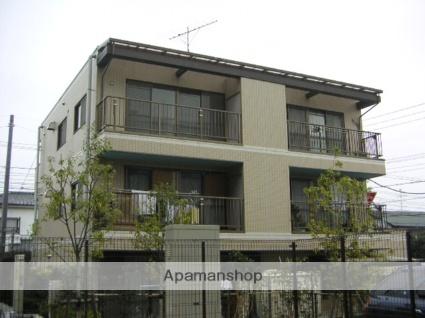 埼玉県さいたま市浦和区、さいたま新都心駅徒歩25分の築27年 3階建の賃貸マンション