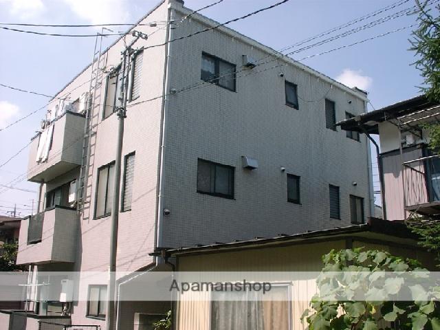 埼玉県さいたま市中央区、与野本町駅徒歩3分の築27年 3階建の賃貸マンション