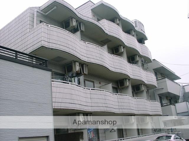 埼玉県さいたま市中央区、与野本町駅徒歩5分の築24年 5階建の賃貸マンション