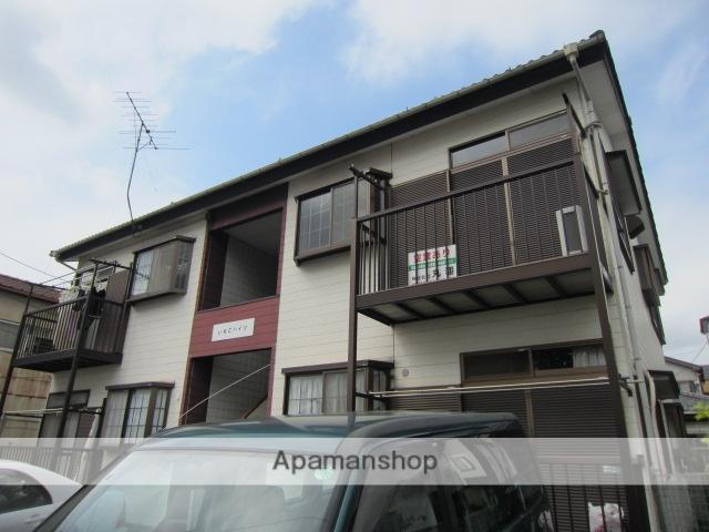 埼玉県さいたま市中央区、与野本町駅徒歩15分の築28年 2階建の賃貸アパート