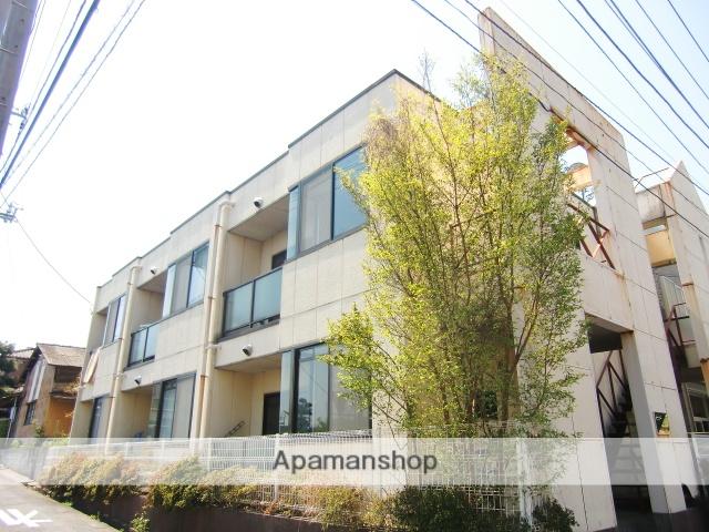 埼玉県さいたま市中央区、与野本町駅徒歩3分の築24年 2階建の賃貸マンション