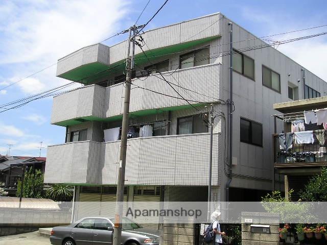 埼玉県さいたま市浦和区、北浦和駅徒歩14分の築26年 3階建の賃貸マンション