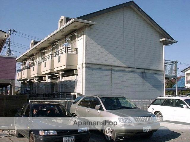 埼玉県さいたま市中央区、南与野駅徒歩23分の築22年 2階建の賃貸アパート