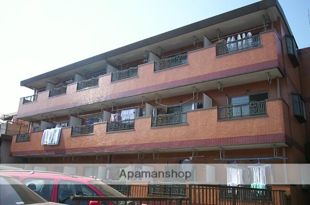 埼玉県さいたま市中央区、与野本町駅徒歩3分の築26年 3階建の賃貸マンション