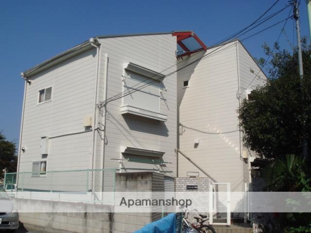 埼玉県さいたま市桜区、西浦和駅徒歩12分の築28年 2階建の賃貸アパート