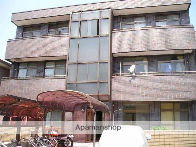 埼玉県さいたま市浦和区、与野駅徒歩4分の築29年 3階建の賃貸マンション