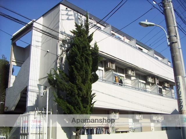 埼玉県さいたま市浦和区、与野駅徒歩2分の築27年 3階建の賃貸マンション