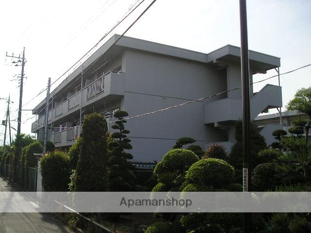 埼玉県さいたま市浦和区、与野駅徒歩38分の築36年 3階建の賃貸マンション