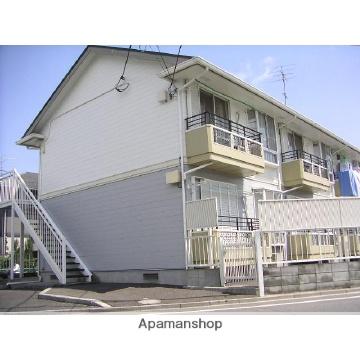 埼玉県さいたま市桜区、与野本町駅バス10分電建北通下車後徒歩3分の築28年 2階建の賃貸アパート