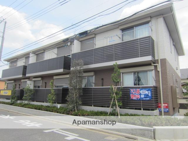 埼玉県さいたま市桜区、南与野駅徒歩29分の築2年 2階建の賃貸アパート