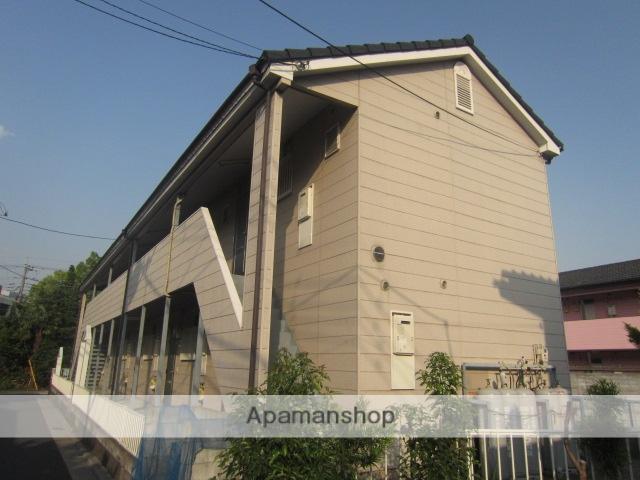 埼玉県さいたま市桜区、南与野駅徒歩35分の築25年 2階建の賃貸アパート
