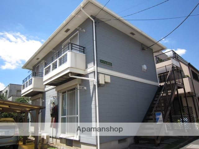 埼玉県さいたま市中央区、北与野駅徒歩10分の築26年 2階建の賃貸アパート