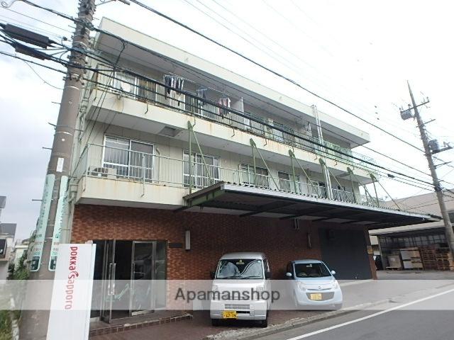 埼玉県さいたま市桜区、西浦和駅徒歩28分の築43年 5階建の賃貸マンション