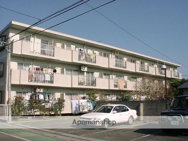 埼玉県さいたま市中央区、与野本町駅徒歩18分の築26年 3階建の賃貸マンション