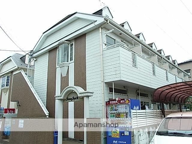埼玉県さいたま市浦和区、北浦和駅バス10分東瀬ヶ崎下車後徒歩4分の築28年 2階建の賃貸アパート
